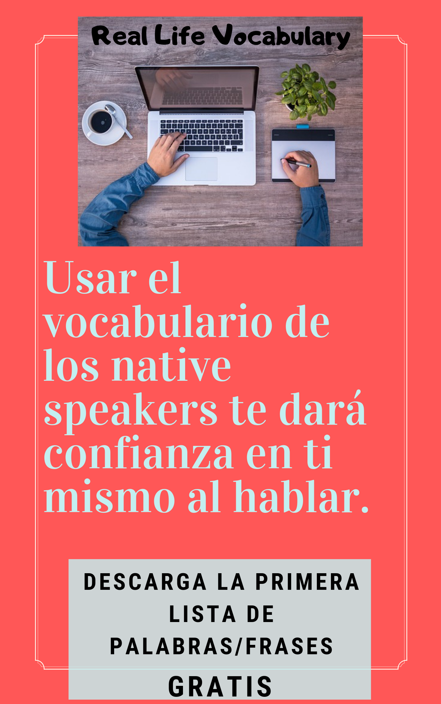 Vocabulario de Native Speakers