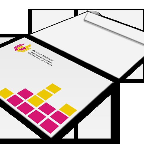 a10 envelopes custom envelope printing custom design fast