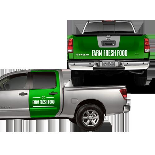 Nissan Titan Pickup Truck Crew Cab