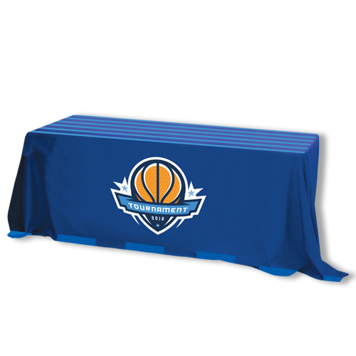 Imprinted Table Throws