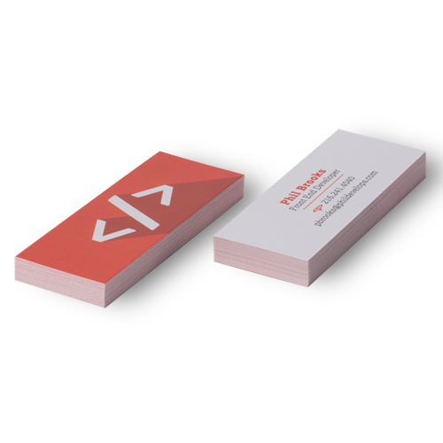 mini business cards - Business Card Printing Company
