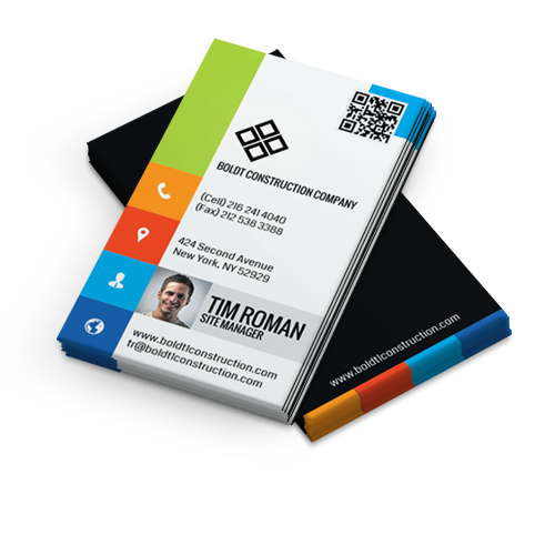 premium business cards custom business card printing design