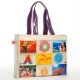 SnapSack - Large Tote with Cosmetic Bag