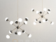 Wire Custom Chandelier 3D Model