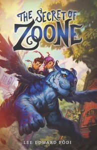 Secret of Zoone Book Cover
