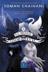 School for Good and Evil Book Cover
