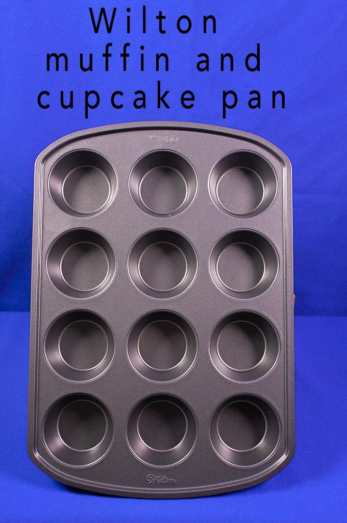 Wilton muffin and cupcake pan.