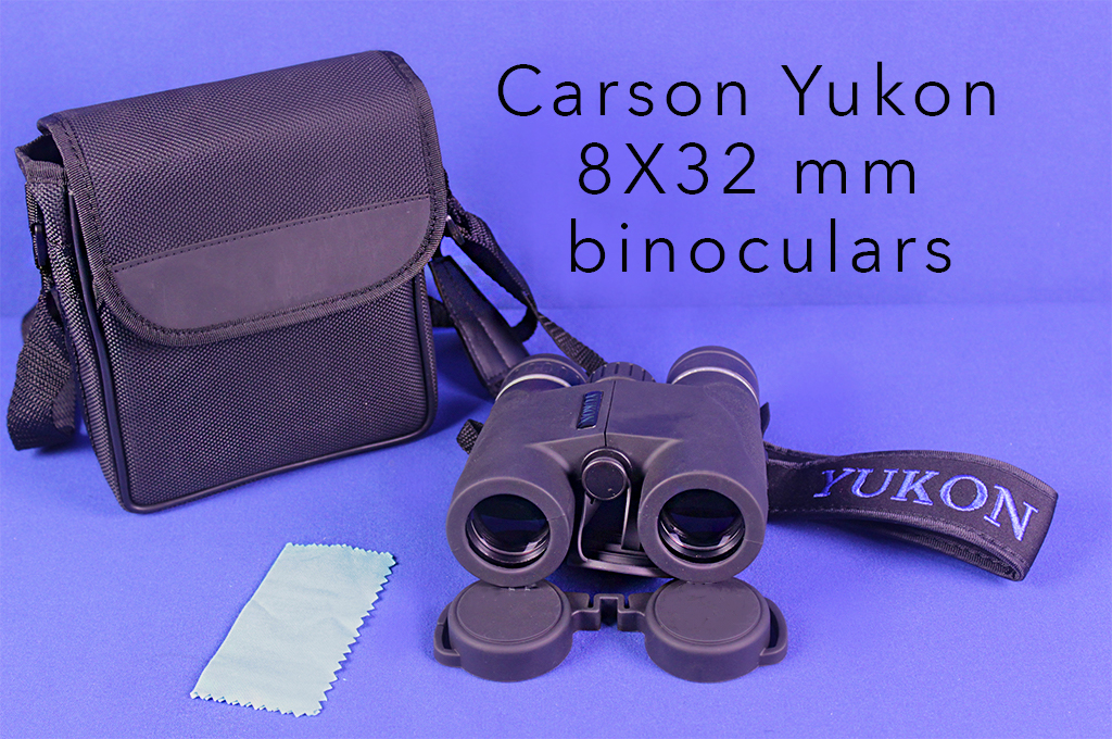 Carson Yukon 8X32 mm binoculars.
