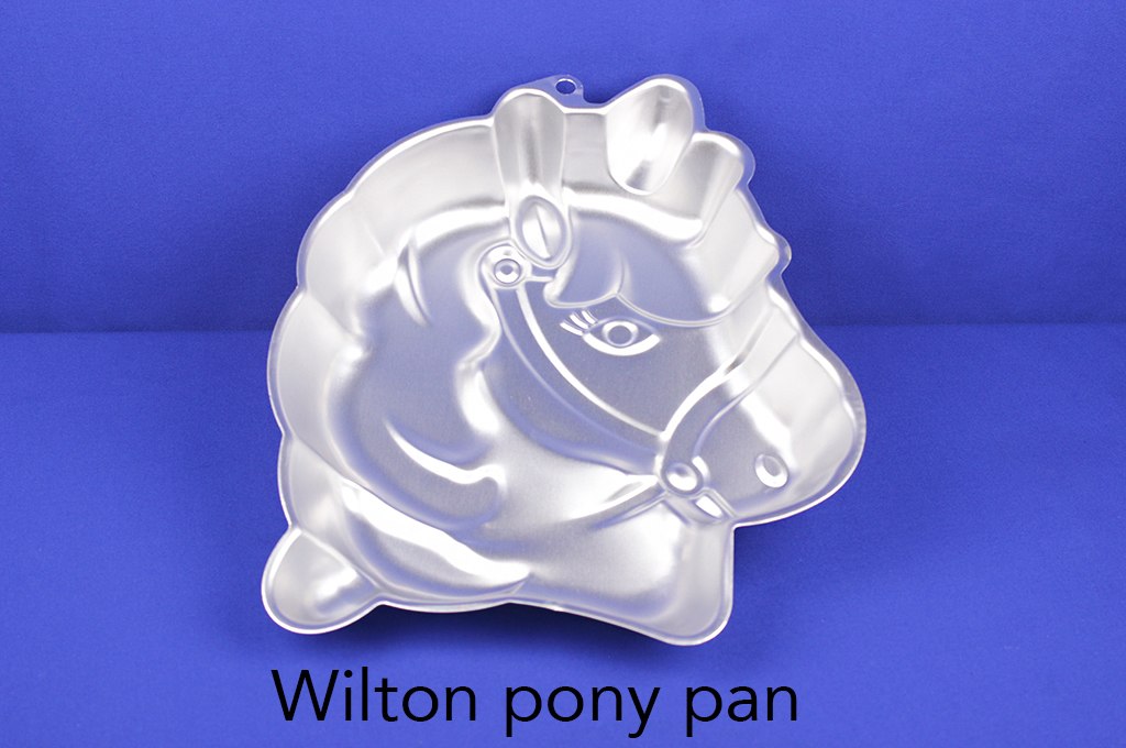Wilton pony pan.
