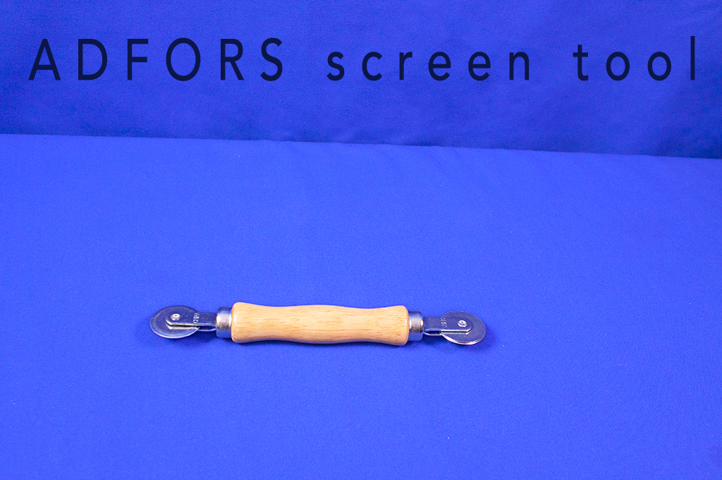 ADFORS screen tool.