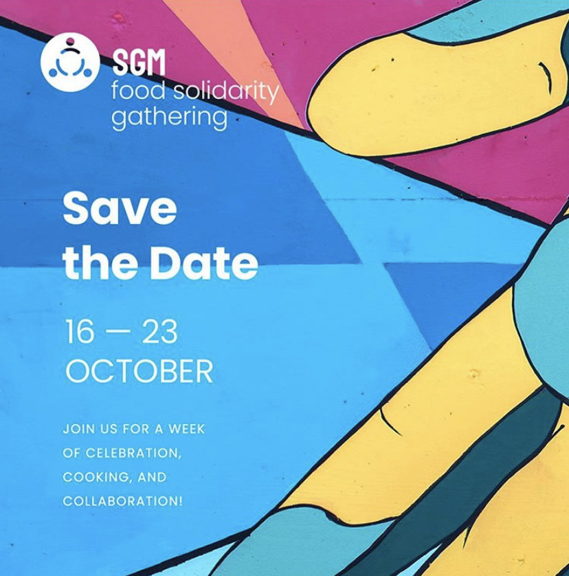 The Social Gastronomy Movement: Food Solidarity Gathering