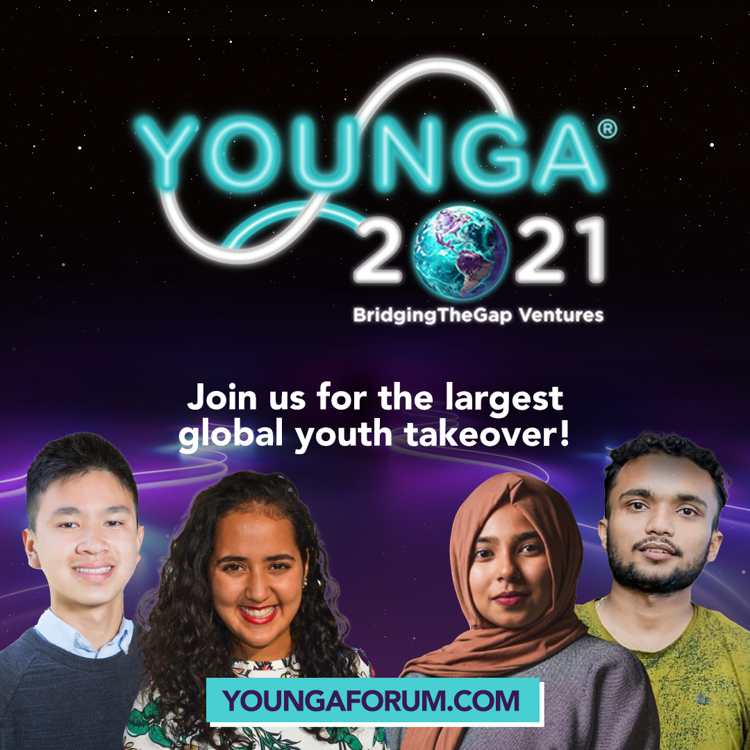 Join us for the YOUNGA Forum 2021!