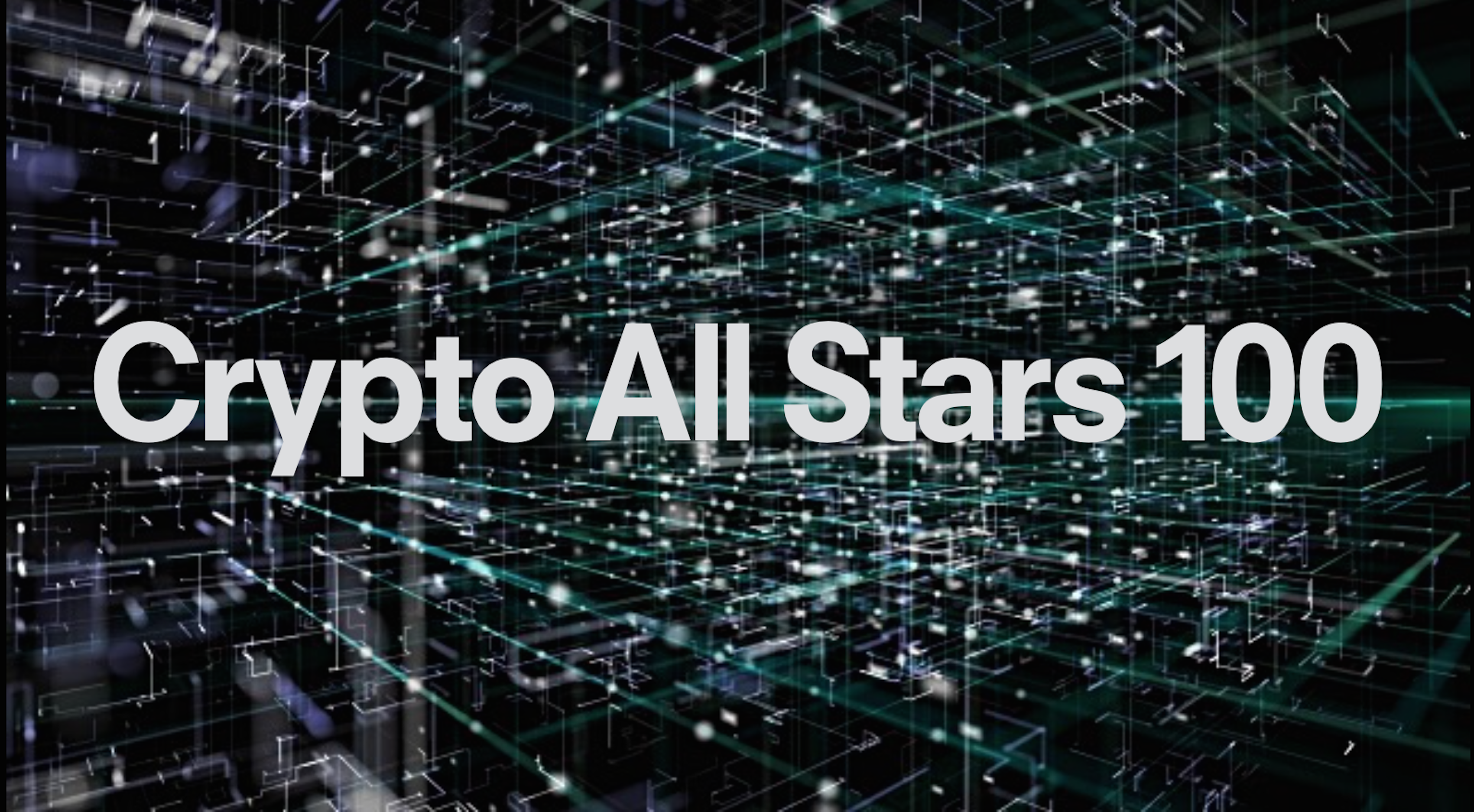 Introducing Hub Culture's 'All Star' 100 Crypto Leaders