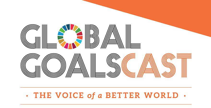 Listen to the Global GoalsCast on Hub Radio