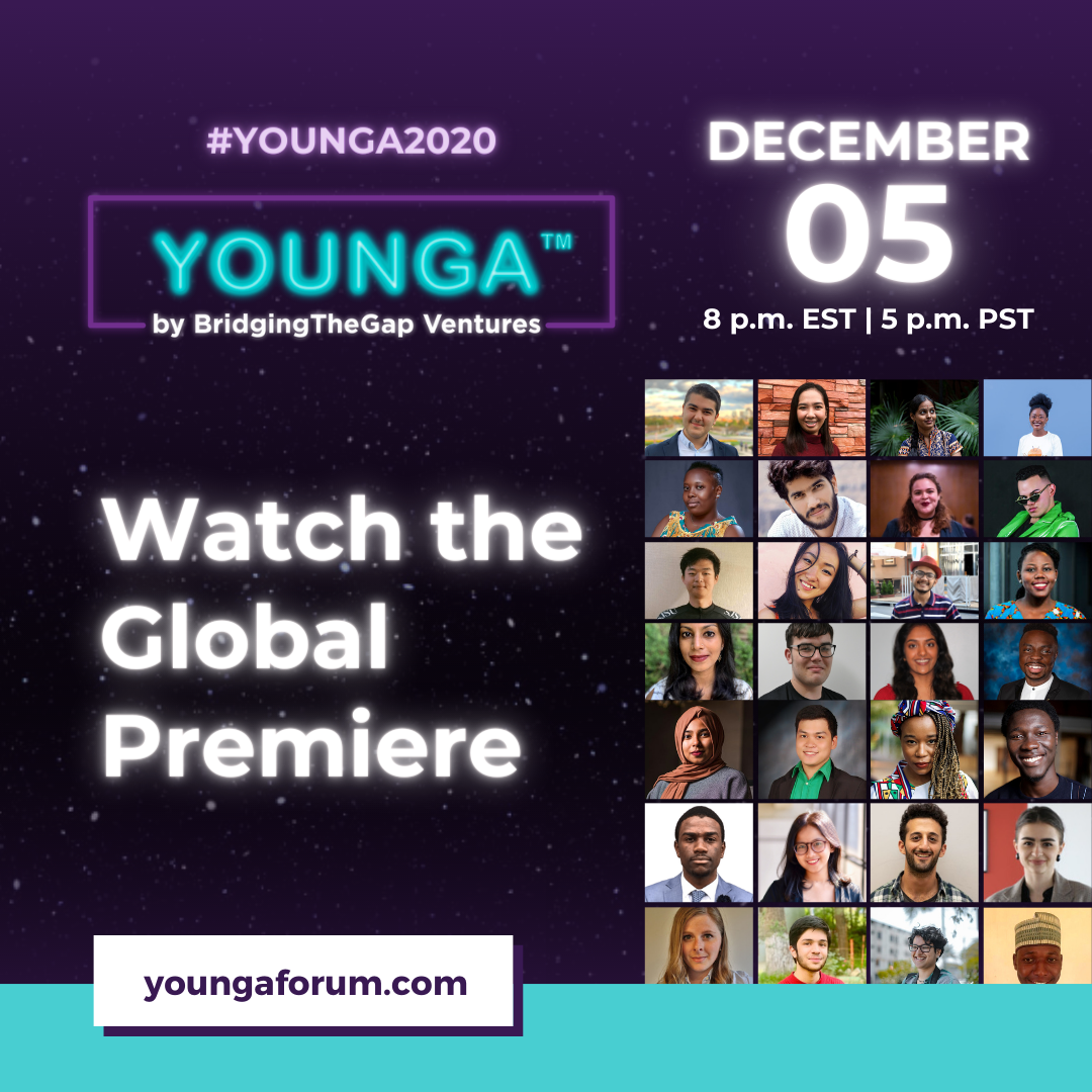 Join the YOUNGA Mainstage Global Broadcast...