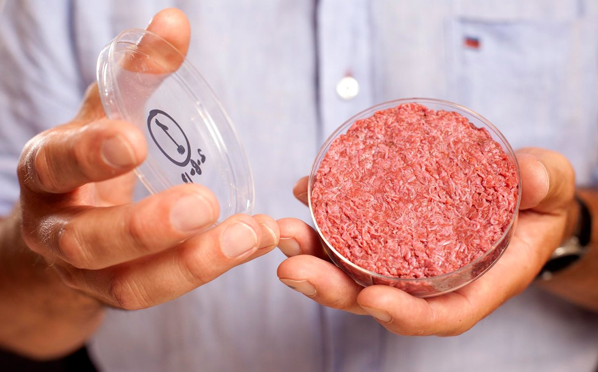 Are you ready for lab grown meat?
