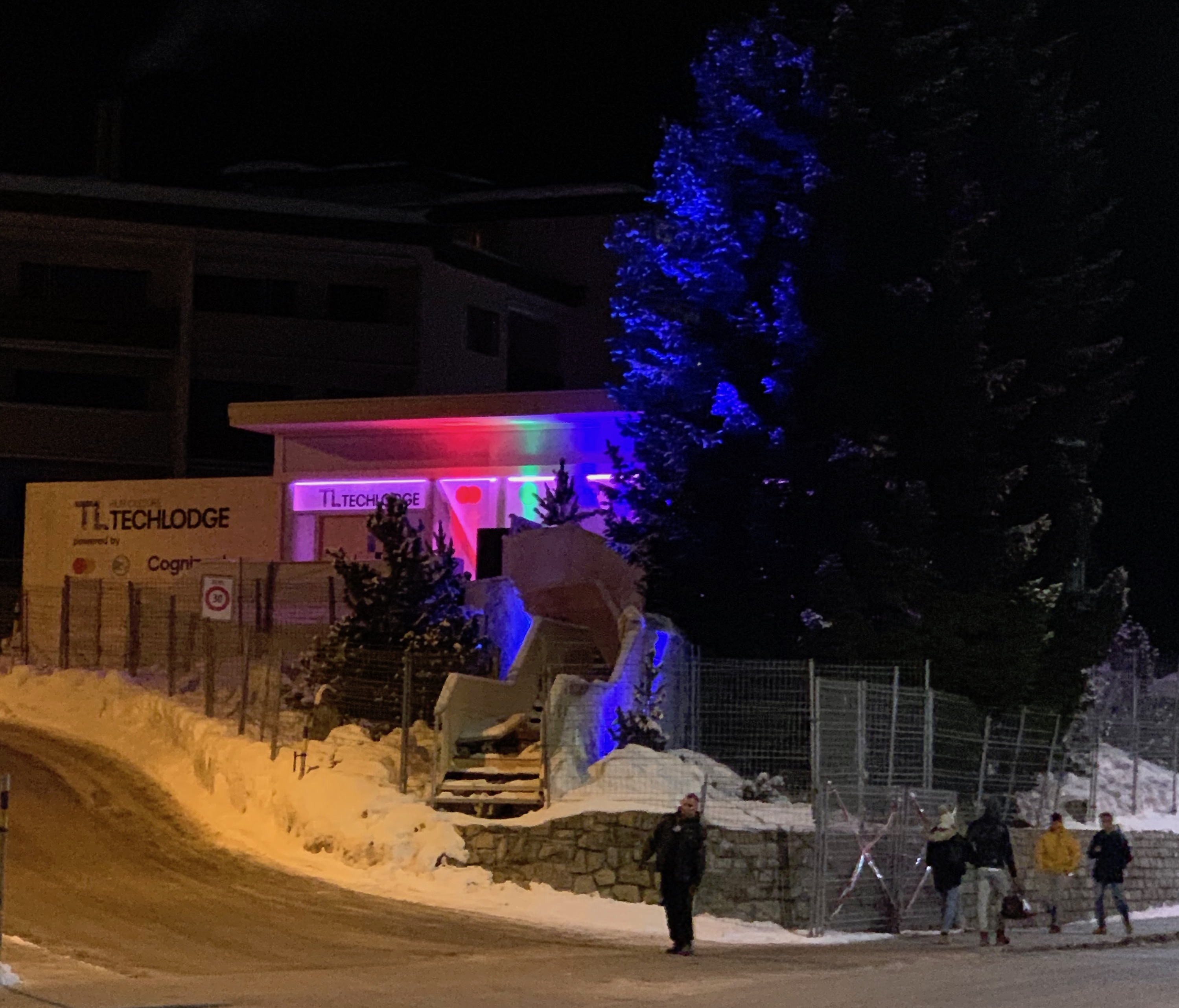 Humanity and Technology Converge at the Hub Culture Davos TechLodge