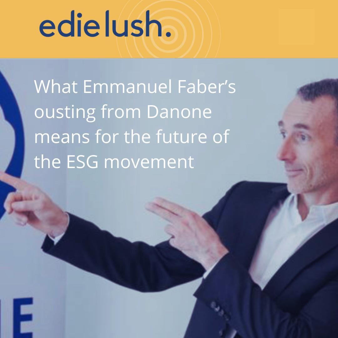 The Future of the ESG Movement