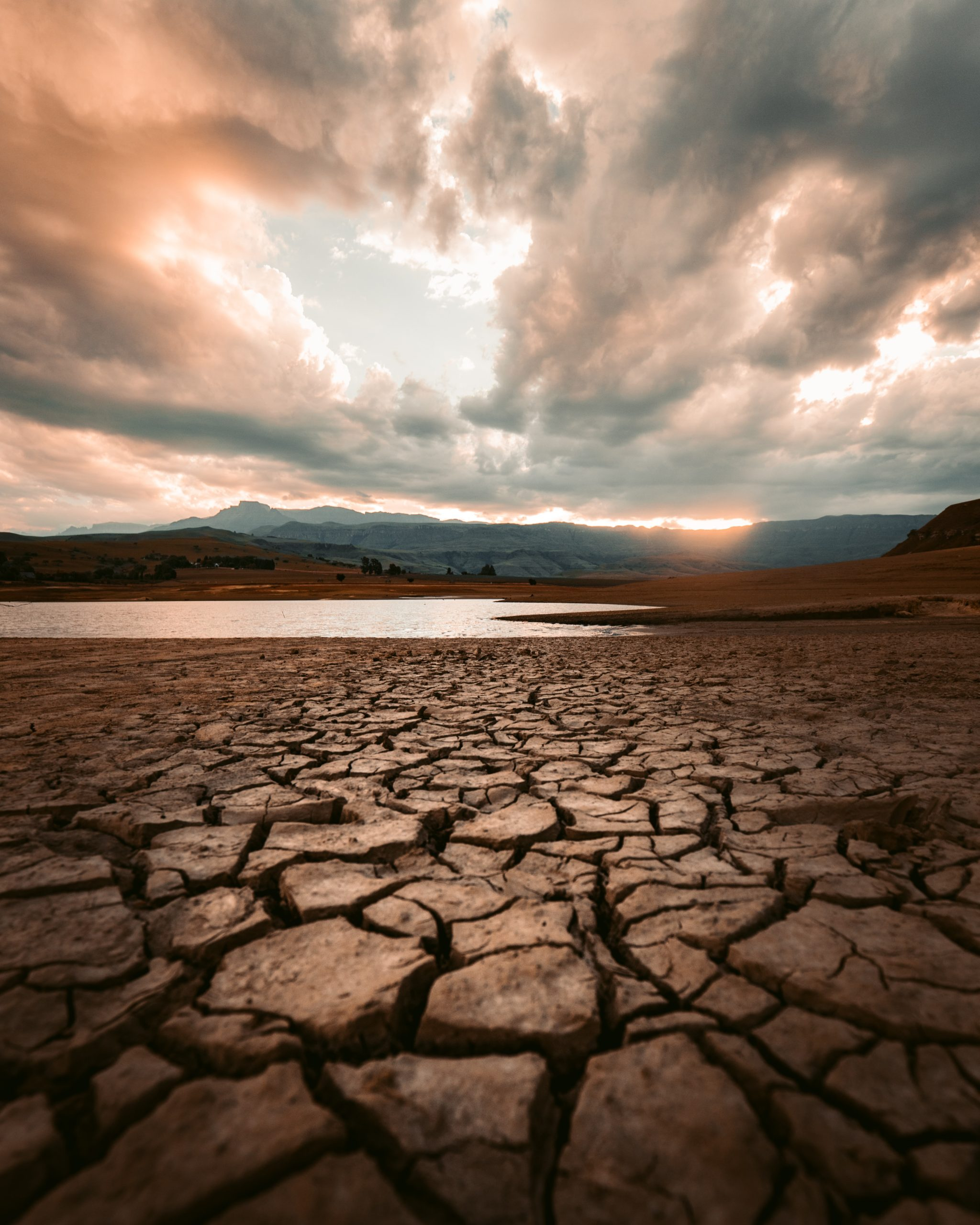 What can tech do to solve water shortages?