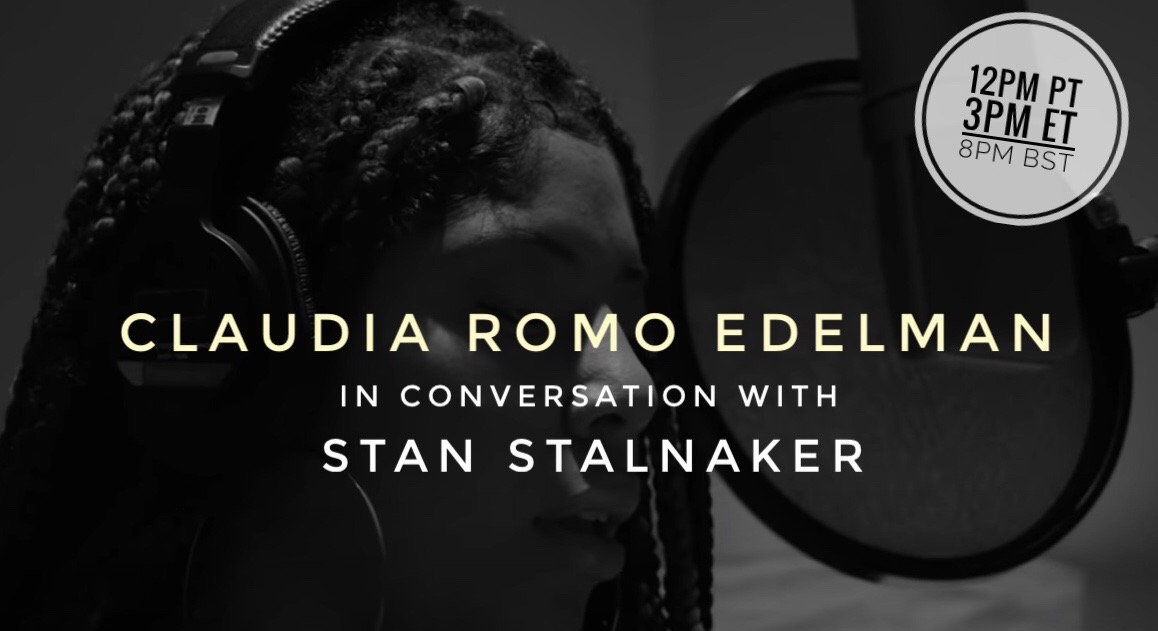 Claudia Romo Edelman in Conversation with Stan Stalnaker