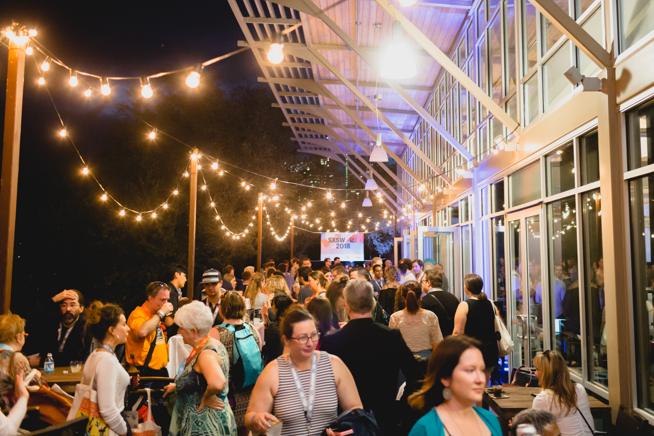 A round-up of activities at the Hub Culture Austin Pavilion during SXSW