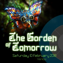 Hub Culture Presents: The Garden of Tomorrow, Venice Carnival 2018