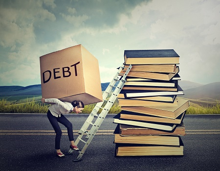 Debt burden, medical school, student loans