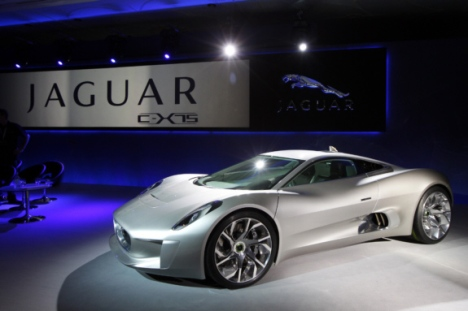 Jaguar Hybrid Joins Ranks Of World S Most Expensive Cars Md Magazine