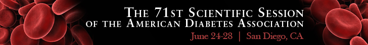 The American Diabetes Association's 71st Scientific Sessions