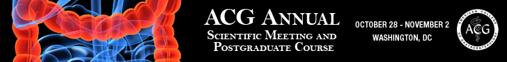 The ACG Annual Scientific Meeting and Postgraduate Course