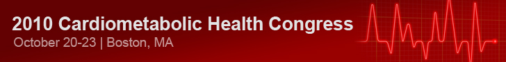 Cardiometabolic Health Congress 2010