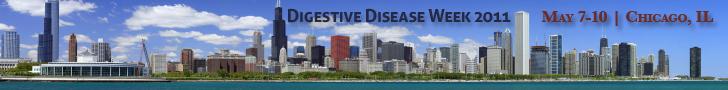 Digestive Disease Week 2011