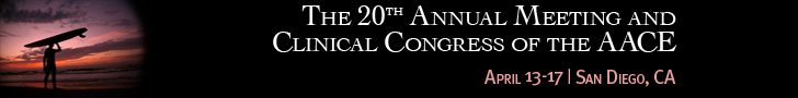 The 20th Annual Meeting of the American Academy of Clinical Endocrinologists