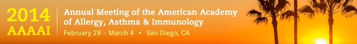 2014 Annual Meeting of the American Academy of Allergy, Asthma & Immunology