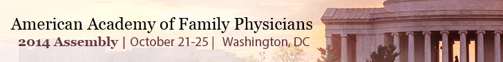 American Academy of Family Physicians 2014 Assembly