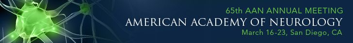 64th American Academy of Neurology Annual Meeting