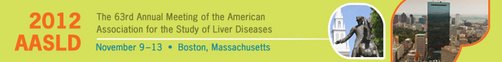 American Association for the Study of Liver Diseases 2012