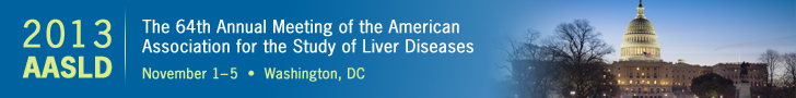 64th Annual Meeting of the American Association for the Study of Liver Diseases (The Liver Meeting)