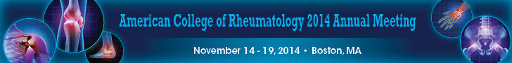American College of Rheumatology 2014 Annual Meeting