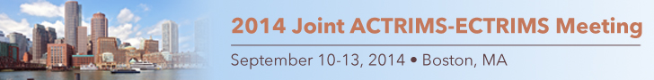 2014 Joint ACTRIMS-ECTRIMS Meeting