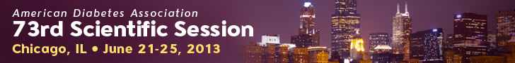 American Diabetes Association 2013