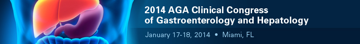 2014 AGA Clinical Congress of Gastroenterology and Hepatology