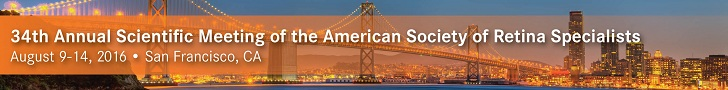 34th Annual Scientific Meeting of the American Society of Retina Specialists