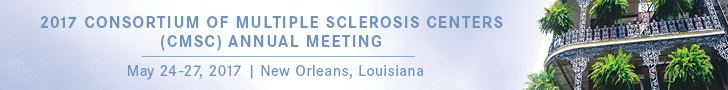 2017 Consortium of Multiple Sclerosis Centers (CMSC) Annual Meeting