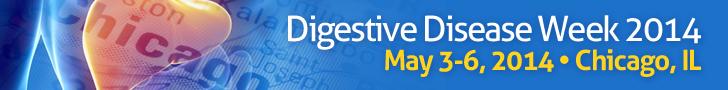 Digestive Disease Week 2014