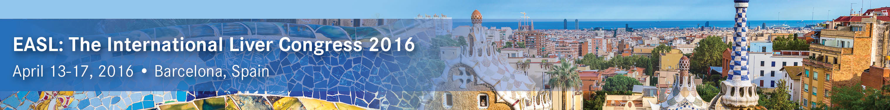 The International Liver Congress 2016