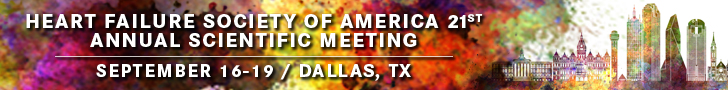 Heart Failure Society of America 21st Annual Scientific Meeting