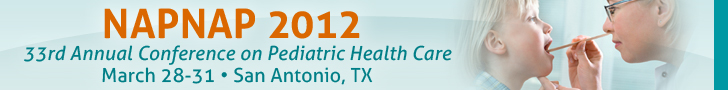 NAPNAP 2012 33rd Annual Conference on Pediatric Health Care