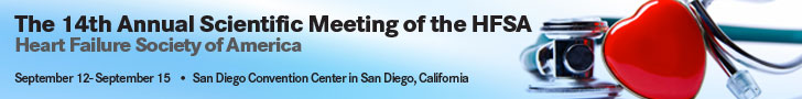 14th Annual Scientific Meeting of the Heart Failure Society of America