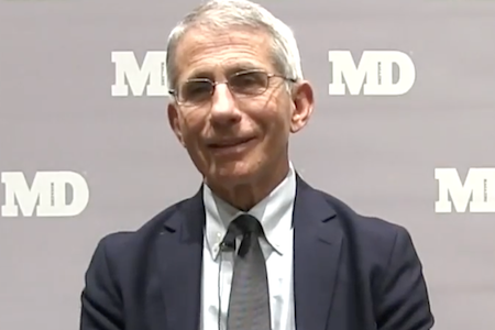 AIDS, Ebola, now Zika: What's Next for Anthony Fauci, MD?